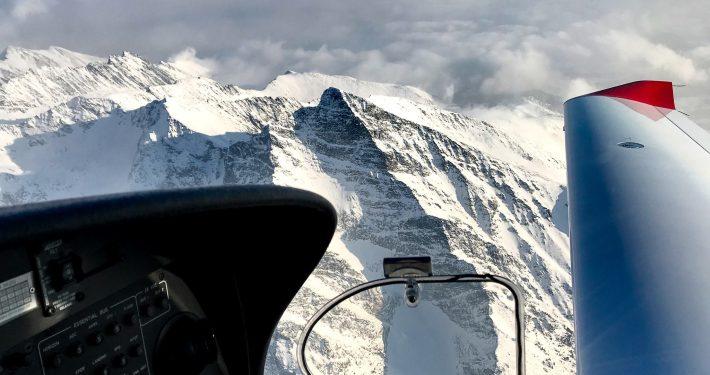 הרי טטרה הנפלאים. הפסגות המושלגות.