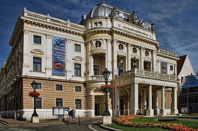 התיאטרון הלאומי הישן
