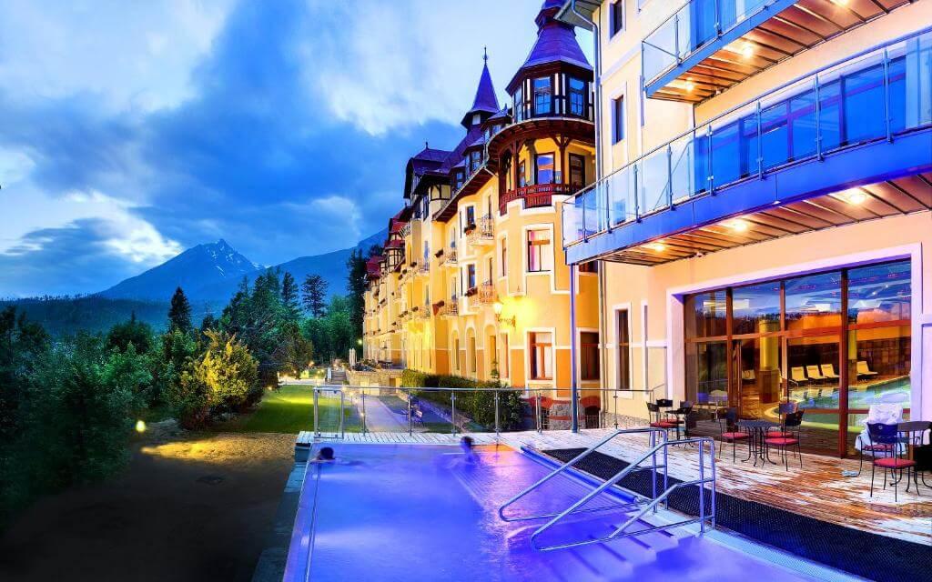 מלון גראנד פראג